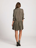 Shirt Dress image 3