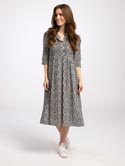Midi Shirt Dress image 1